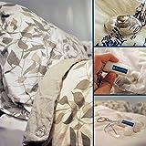Pinion Pins Magnetische Befestigungssystem (8er Set) Bettdecken-clip, Befestigungen, Dekoration und vieles mehr! (8er Set, Klar und Weiß)